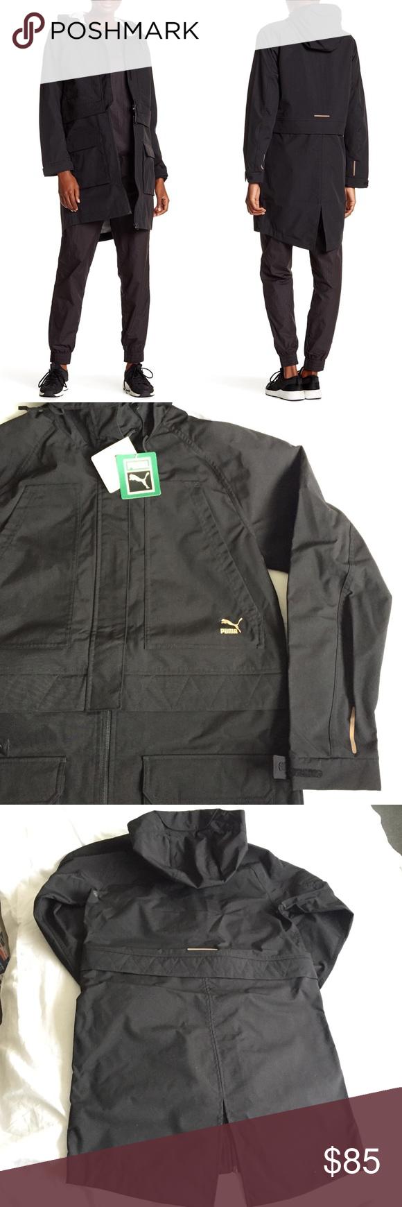 Hp Nwt Puma Utility Detachable Parka Jacket Functional Jackets Puma Jackets Parka Jacket [ 1740 x 580 Pixel ]