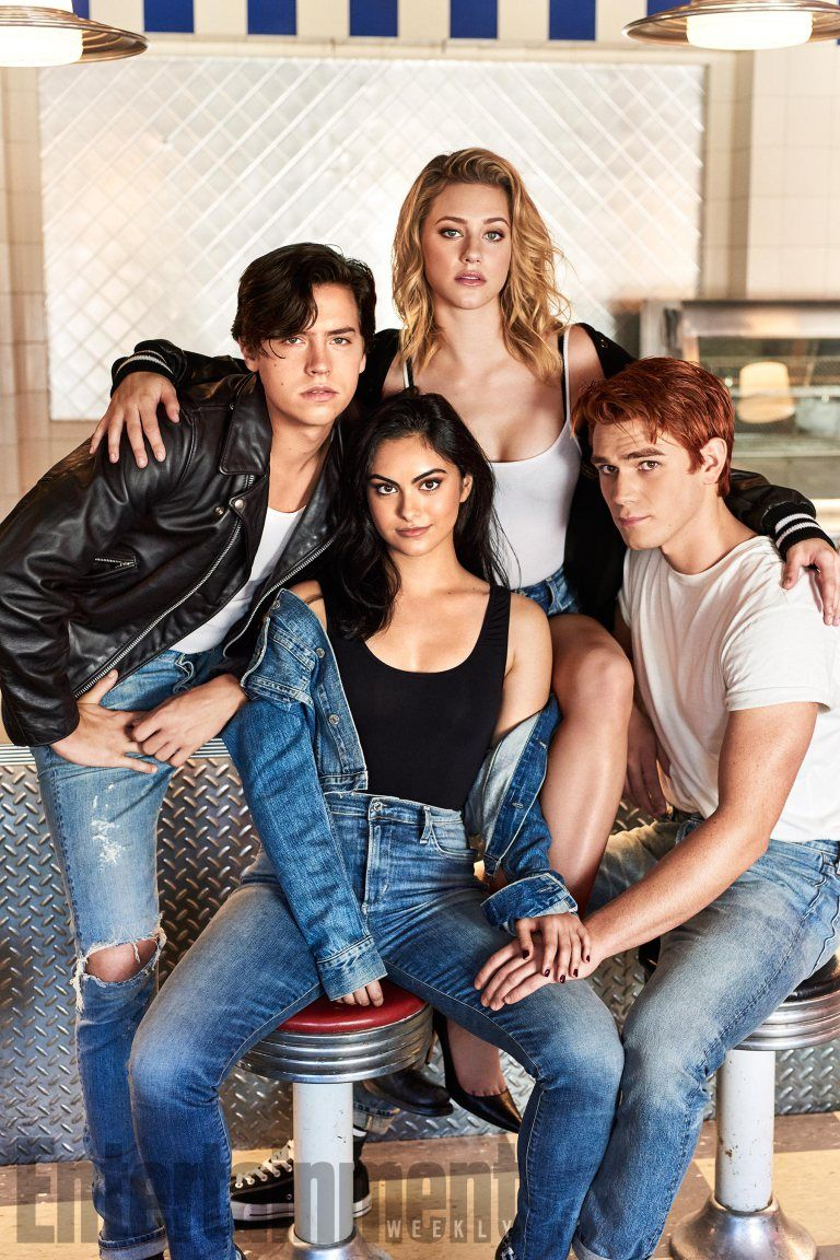 'Riverdale: Kicking Back with the CWs Hottest New Stars