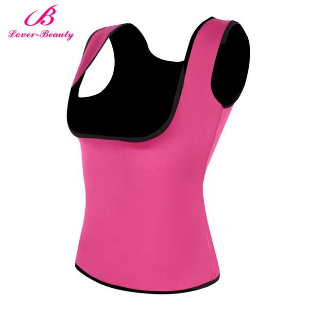2939e11245b82 Lover Beauty Waist Trainer Body Shapers Corset Neoprene Sweat Belt Slimming Waist  Shaper Corsets Slim Underwear