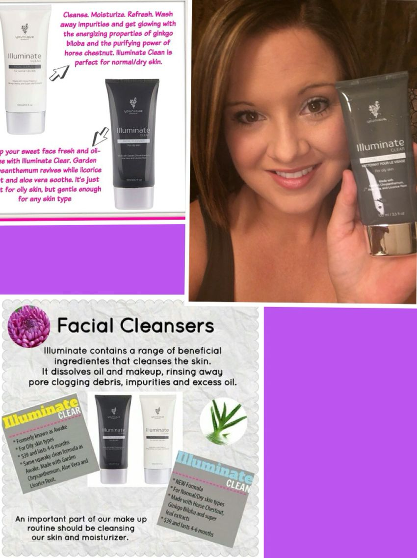 Love my face wash No harsh chemicals  Younique Makeup  Pinterest