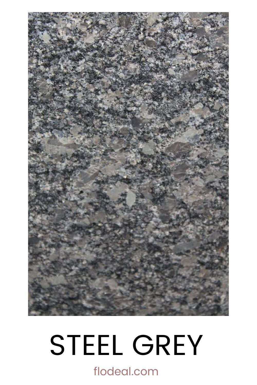 Steel Grey Granite Low Price Premium Grade Slabs Tiles Countertops In 2020 Grey Granite Steel Grey Granite