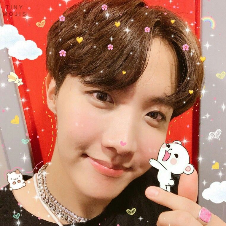 Jhope cute image by Butterfly Effect on Kawaii BTS   Hoseok, Bts pictures