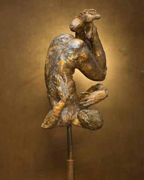 #JavierMarin, #JavierMarinescultor, #escultura De #bronce a la cera perdida.  Perdido #sculpture #bronze cera.  #Arte, #artecontemporaneo.  #Art, #contemporaryart.  #sculptor, #escultura