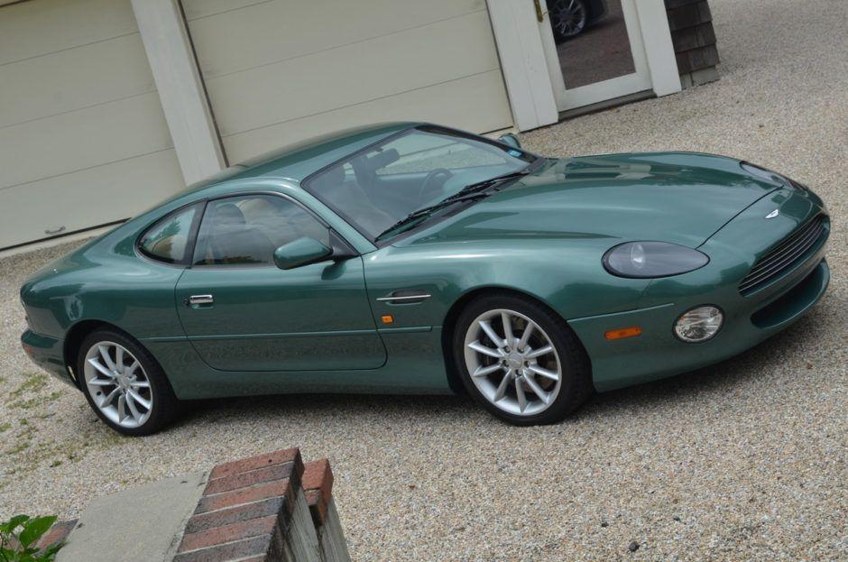 2000 Aston Martin Db7 Vantage Coupe V12 Aston Martin Db7 Aston Martin Aston