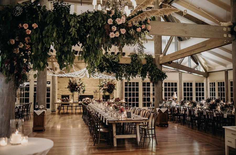 Sit Down Wedding Reception Planning Tips Inspiration Cute