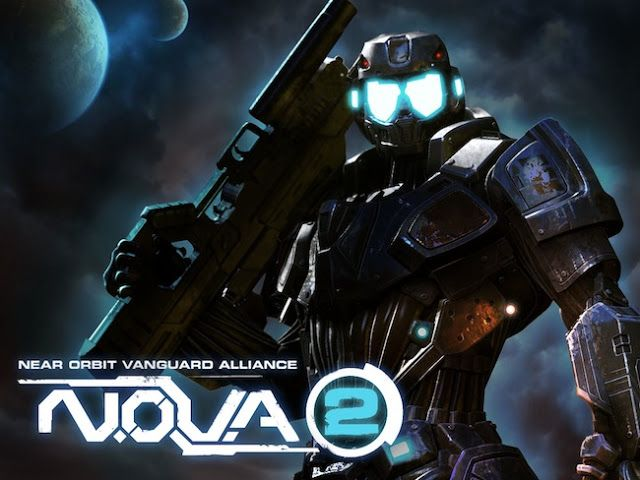 Image result for NOVA 2 Near Orbit Vanguard Alliance apk