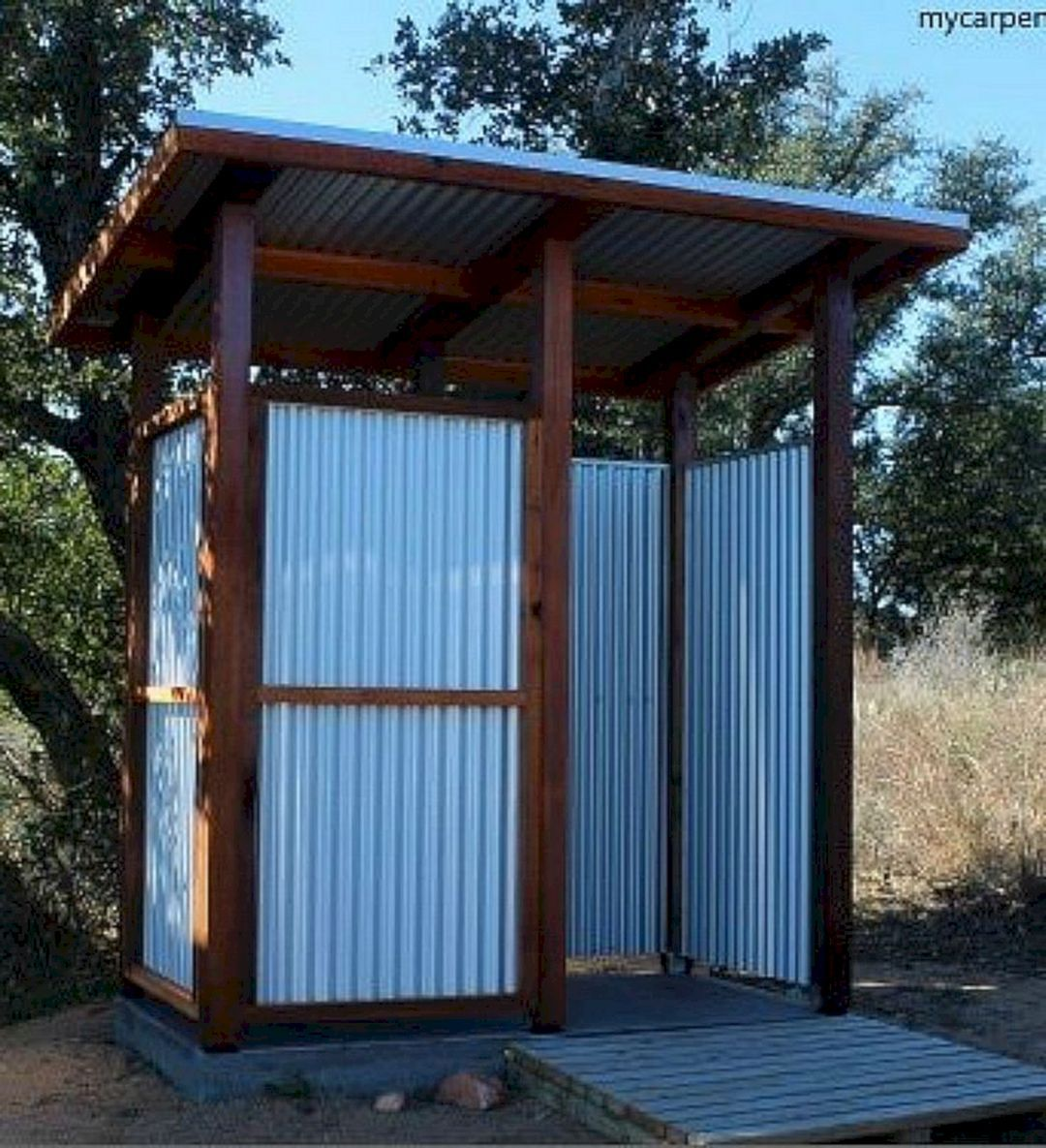 Best 20 Camping Toilets And Showers Design Ideas For Cozy Camping