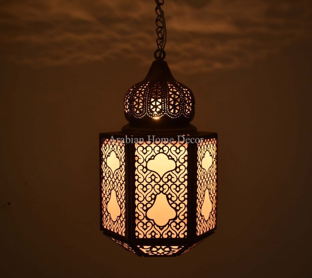 Handcrafted egyptian moroccan brass hanging lamp light lantern handcrafted egyptian moroccan brass hanging lamp light lantern arubaitofo Images