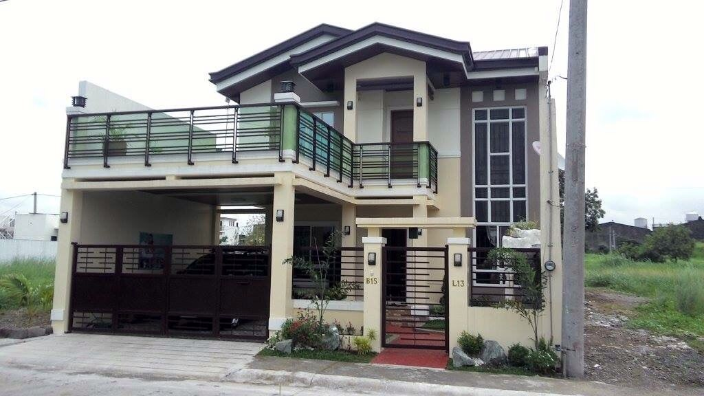 Dream House House Gate Design Philippines House Design Modern Brick House