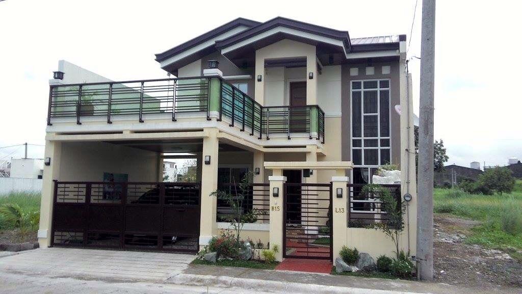 Dream House House Gate Design Philippines House Design