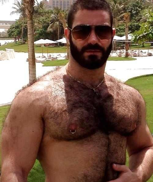 Nude bearded men Nude Photos 30