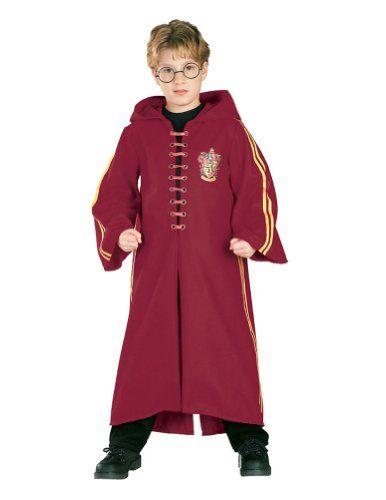 Kids-Costume Harry Potter Quidditch Kids Costume L Halloween Costume - halloween costume ideas boys