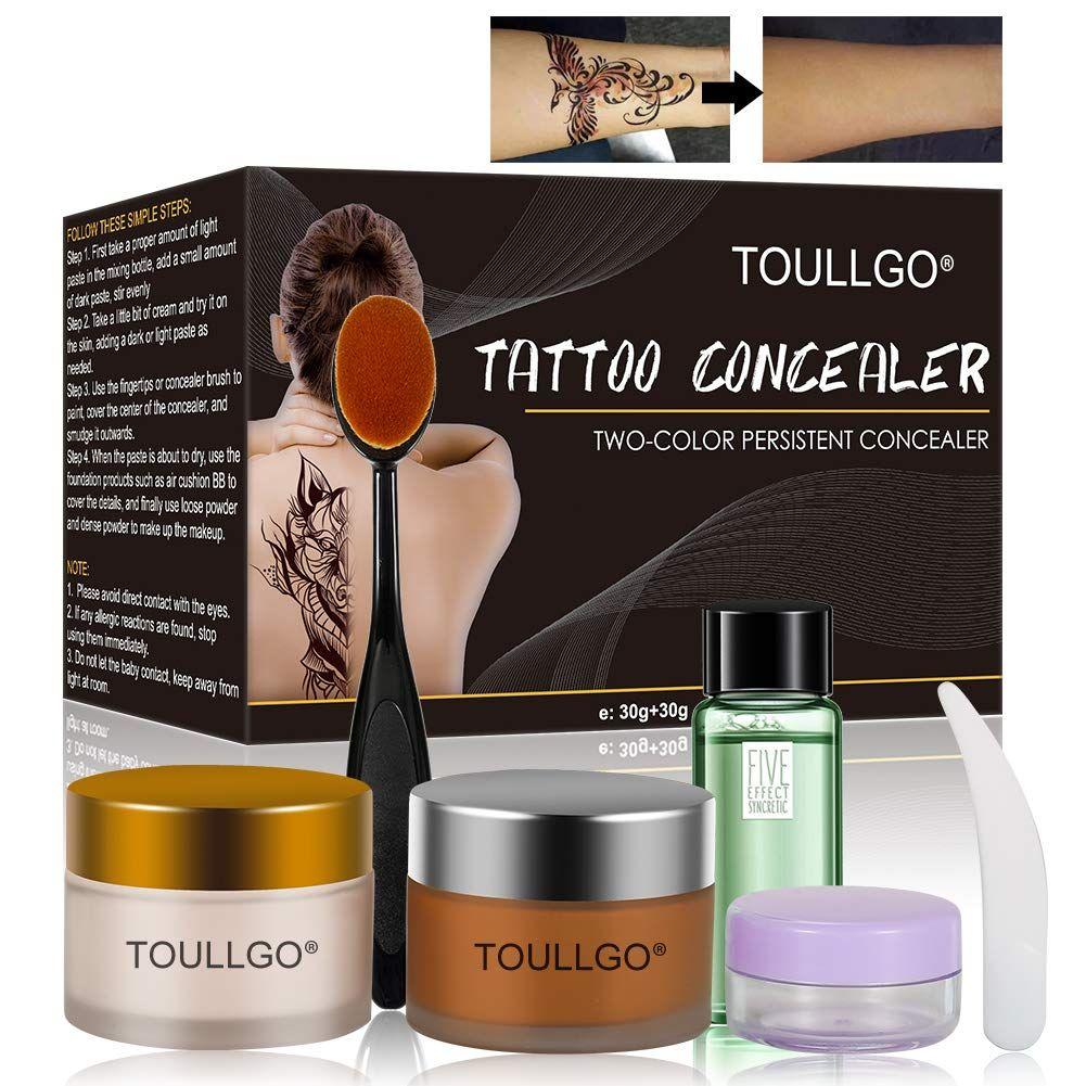 Tattoo Concealer, Pro Concealer, Tattoo Concealer