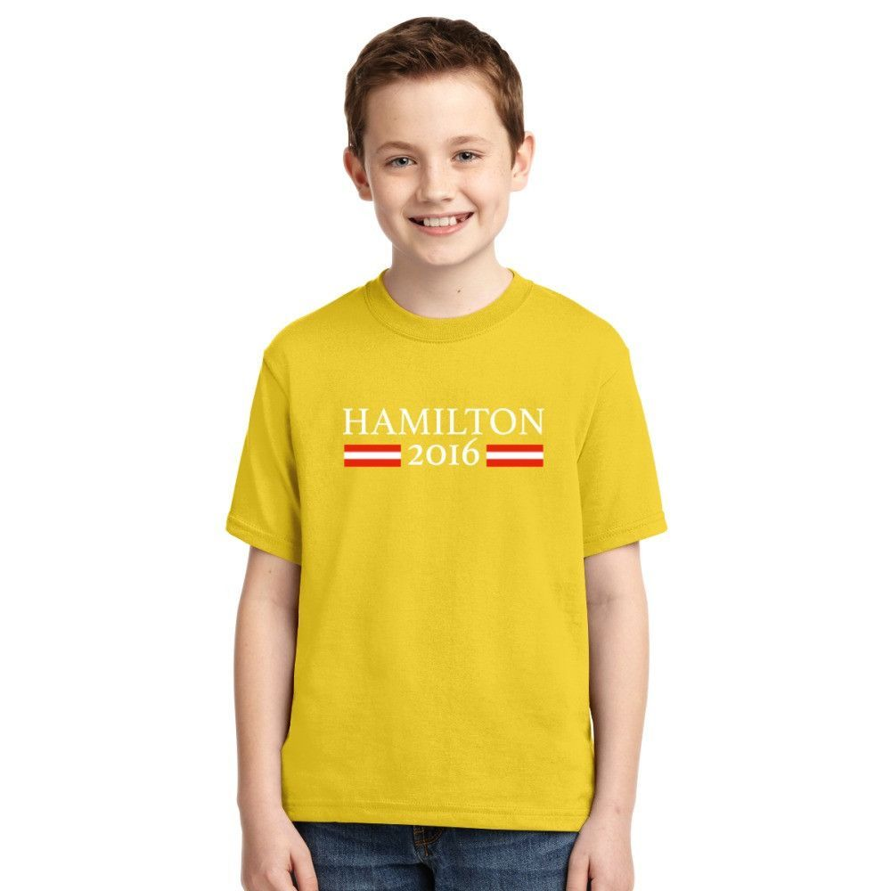 Hamilton 2016 Youth T-shirt