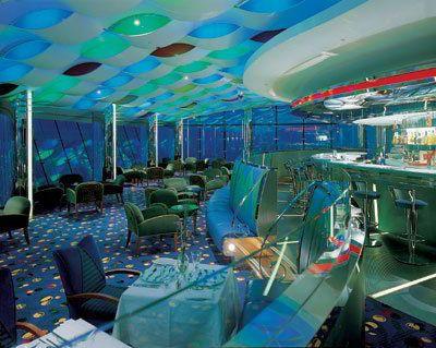 Sailboat Hotel Inside Burj Al Arab 7 Star In Dubai Emirates