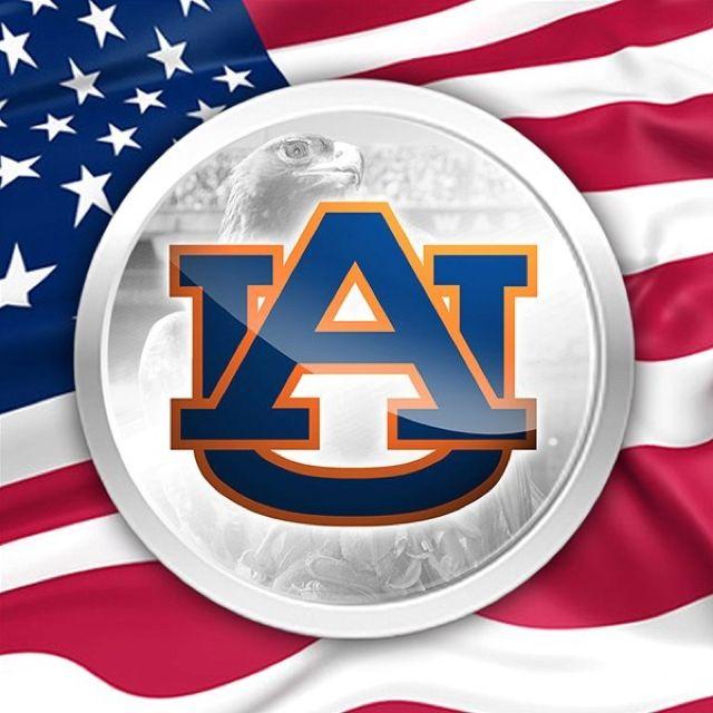 Auburn Tigers Auburn Tigers Football War Eagle Football War