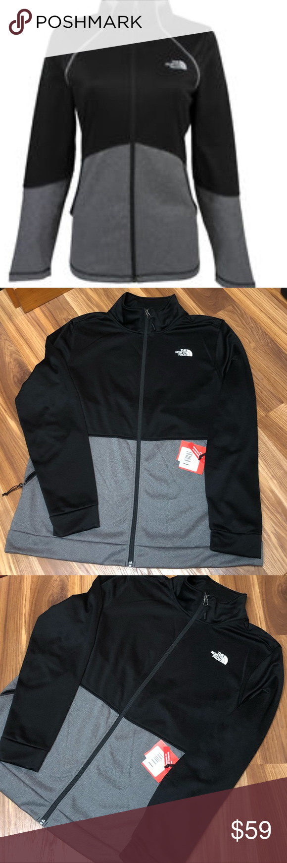 Nwt The North Face W 100 Cinder Full Zip Jacket Xl Jackets Zip Jackets North Face Jacket [ 1740 x 580 Pixel ]