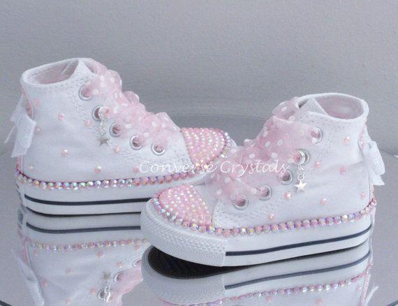 chaussures enfants fille converse