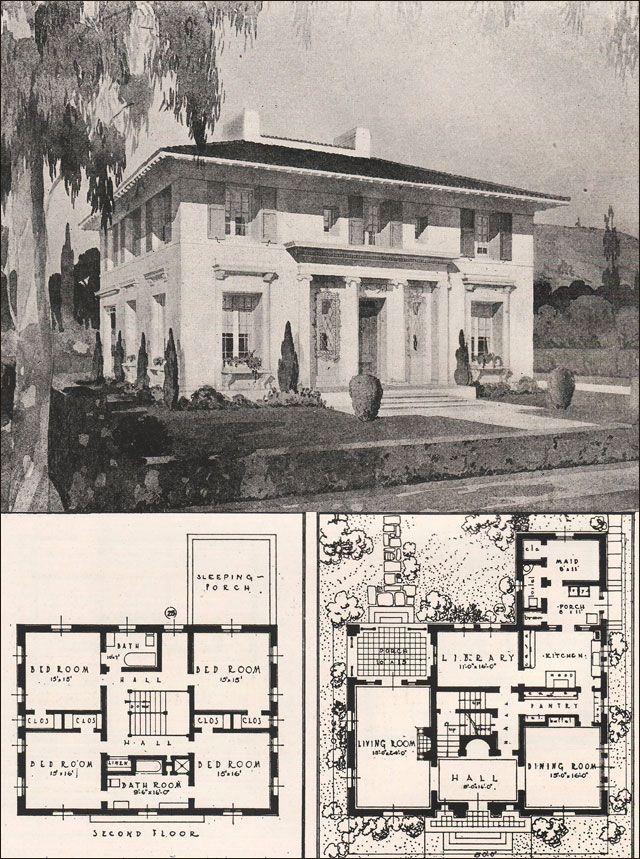floor plan ARCHITECTURE - Houses Plans, InteriorExterior