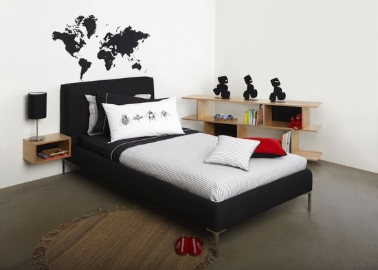 Marvelous Fly By Night Boys Duvet Cover   Love This Whole Room Look