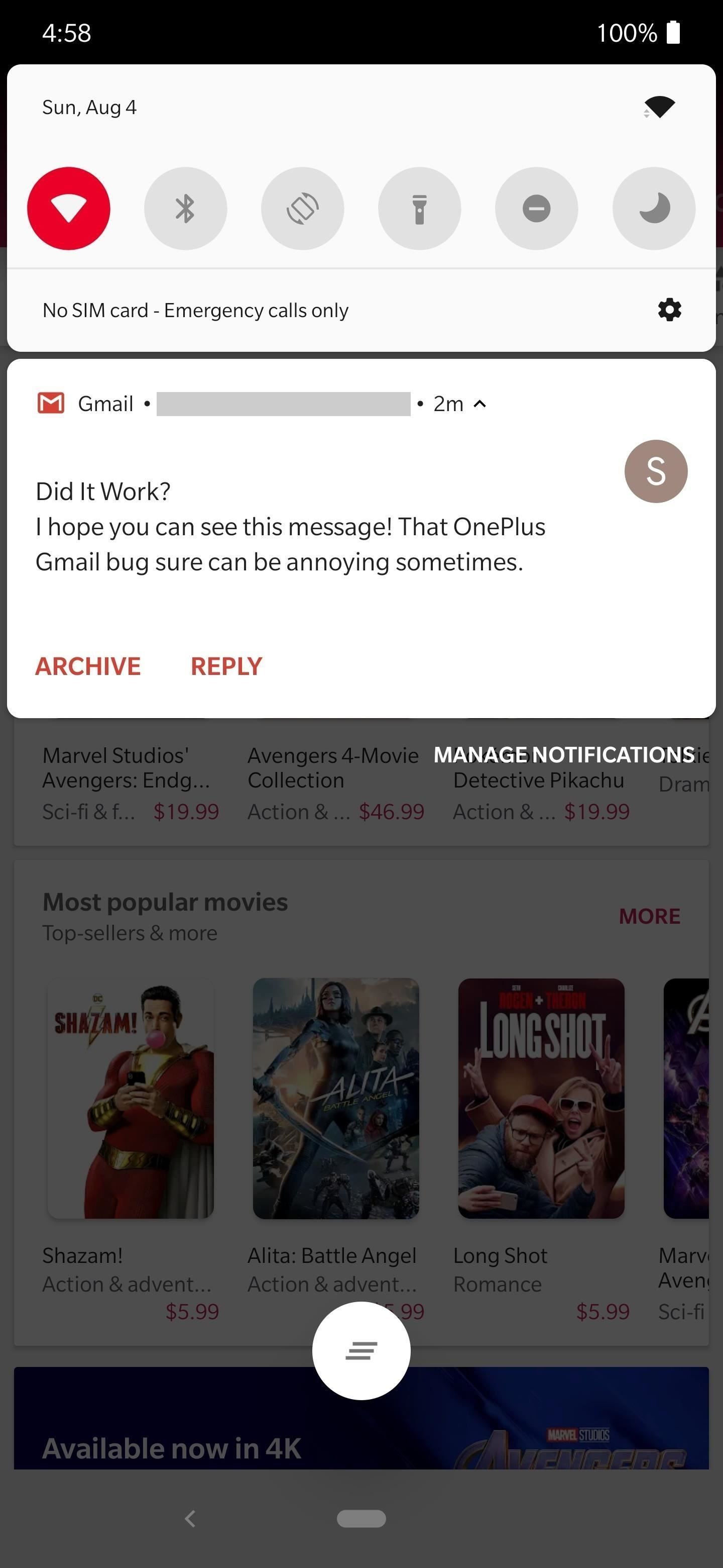 Getting Delayed Gmail Notifications on Your OnePlus? Here ...