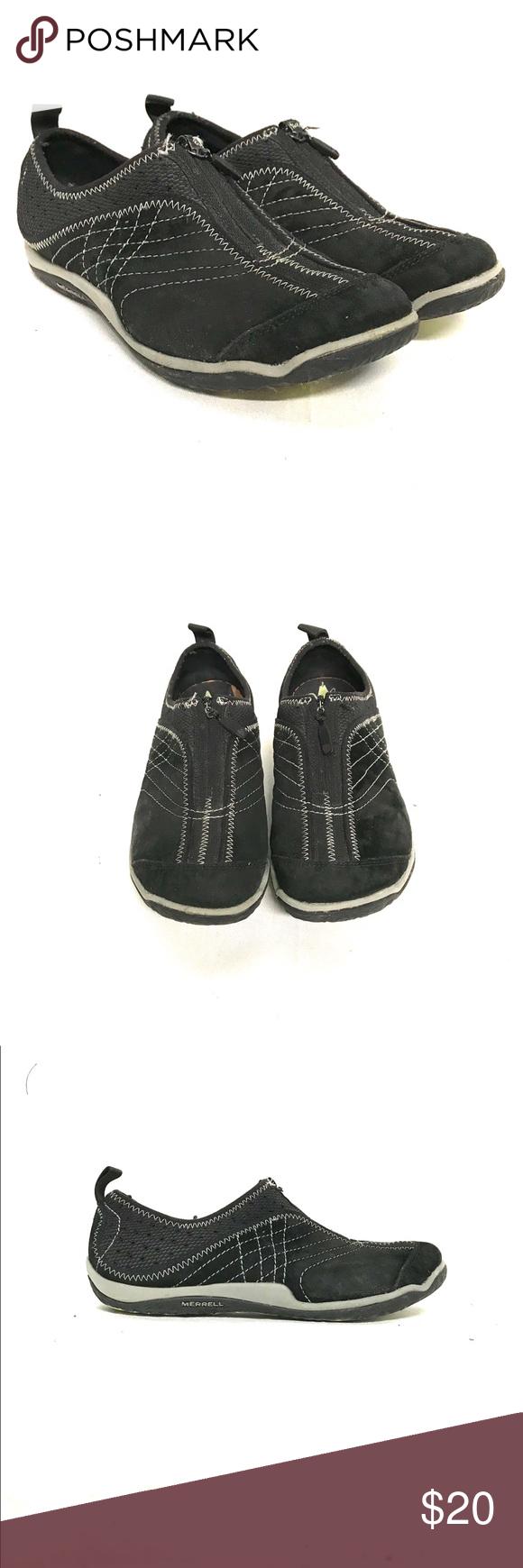 231cd302df Merrell zip top sneaker The greatest comfort brand-Merrell. Little walking  athletic shoe with the most comfortable insole ever. Zip top.