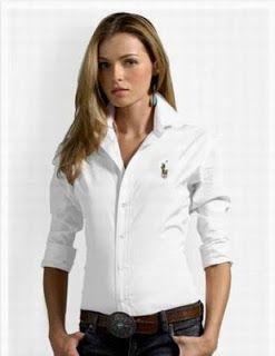 mode, fashion et tendance  La chemise blanche pour femme   Faces ... 1fd56e52c19e