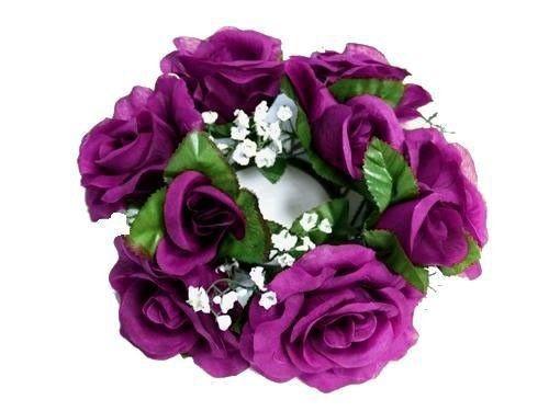 Candle ring eggplant 8pk royal affair pinterest candle rings candle ring eggplant 8pk mightylinksfo
