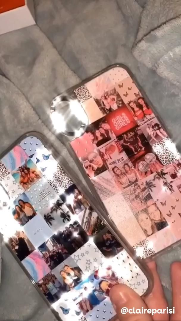 Diy photos phone case