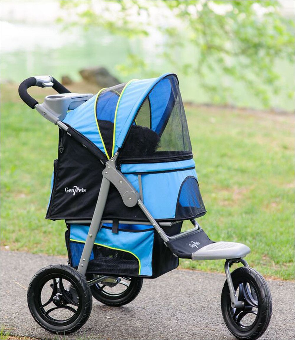 Part of the next generation pet strollers by Gen7Pets. The