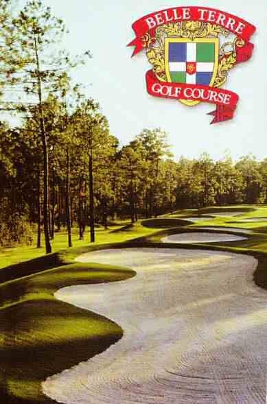 Belle Terre Myrtle Beach Golf Courses Myrtle Beach Golf