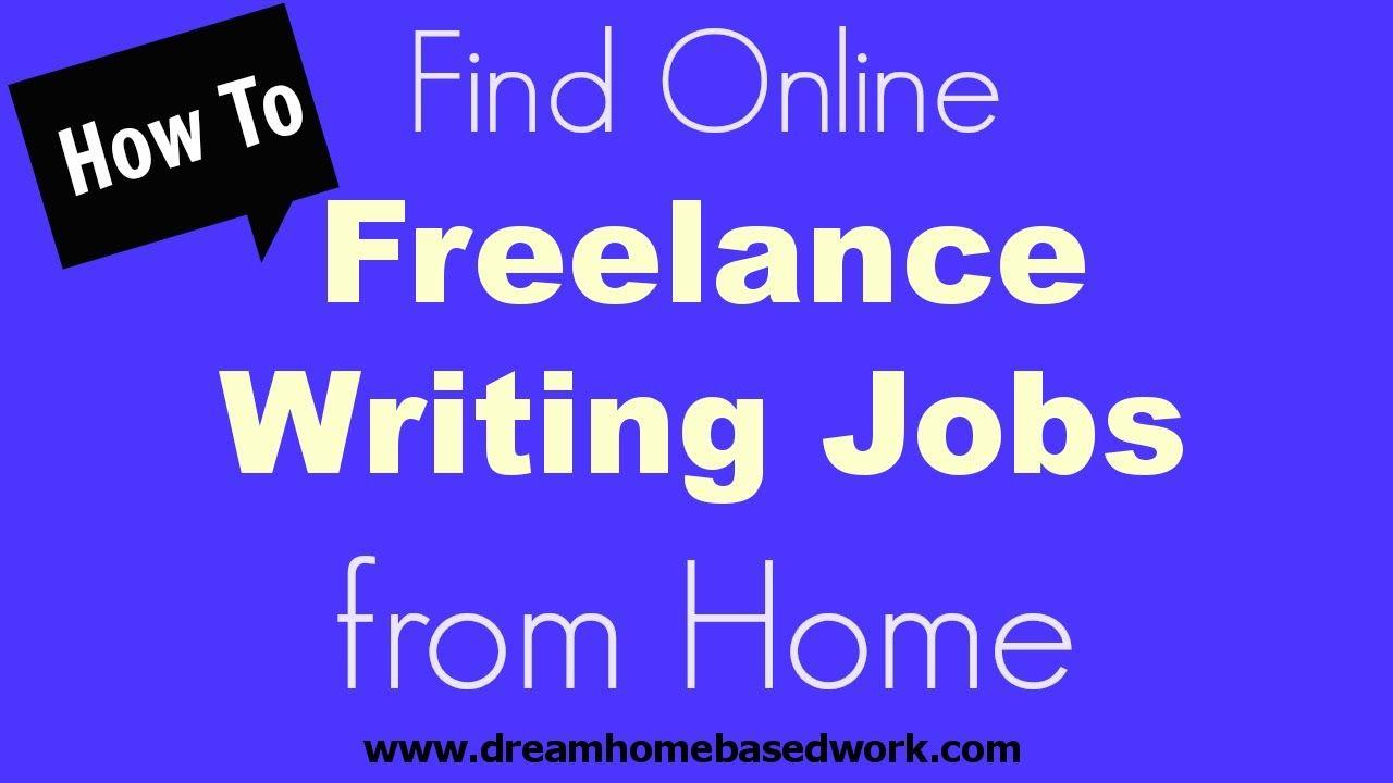 Academic writing jobs online