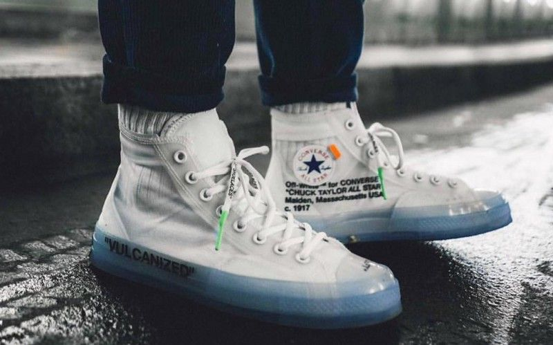 OFF-WHITE x Converse Chuck Taylor All Star 70 Review | Off ...