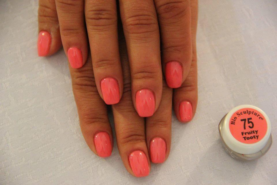 what is bio sculpture gel nails