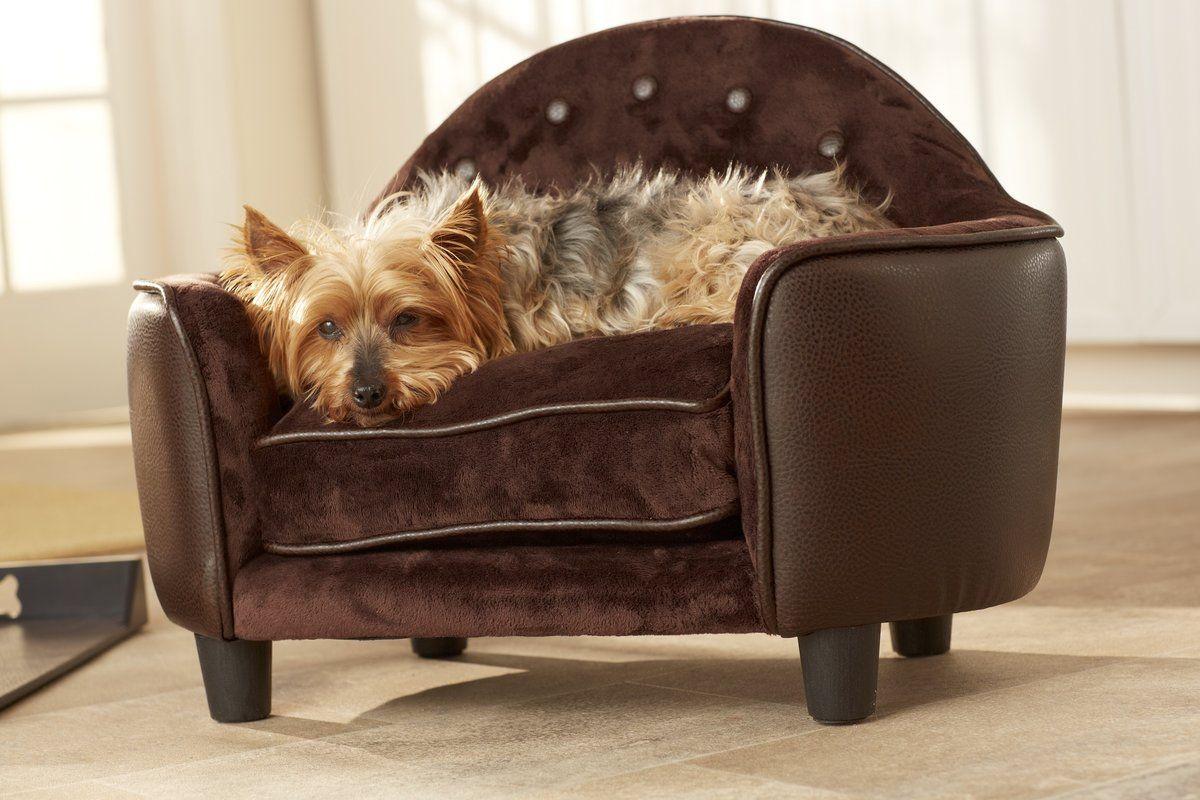 Https Www Wayfair Com Pet Pdp Tucker Murphy Pet Lola Headboard Dog Sofa Tkmp2658 Html Piid 27278488 Ds 129776 Plush Headboards Dog Sofa Pet Sofa