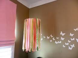 ribbon wall decor - Google Search