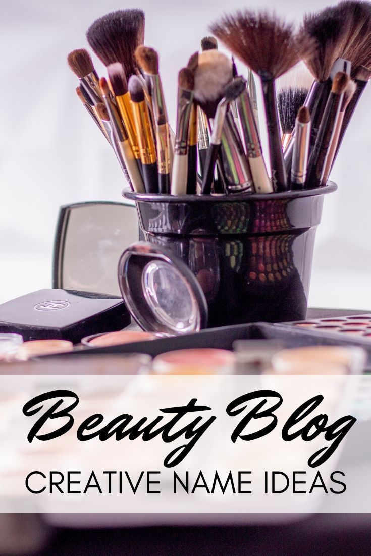 If you're thinking of starting a beauty blog, you're going