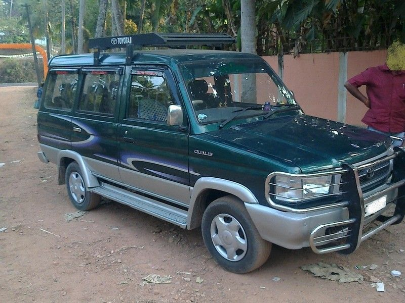 Toyota Qualis For Sale In Kerala 7 Toyota Kerala Sale