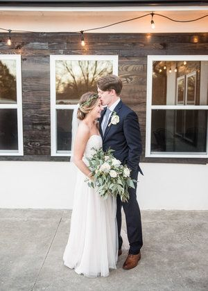Beautiful Church Wedding In Salisbury NC Elegant Historic Church