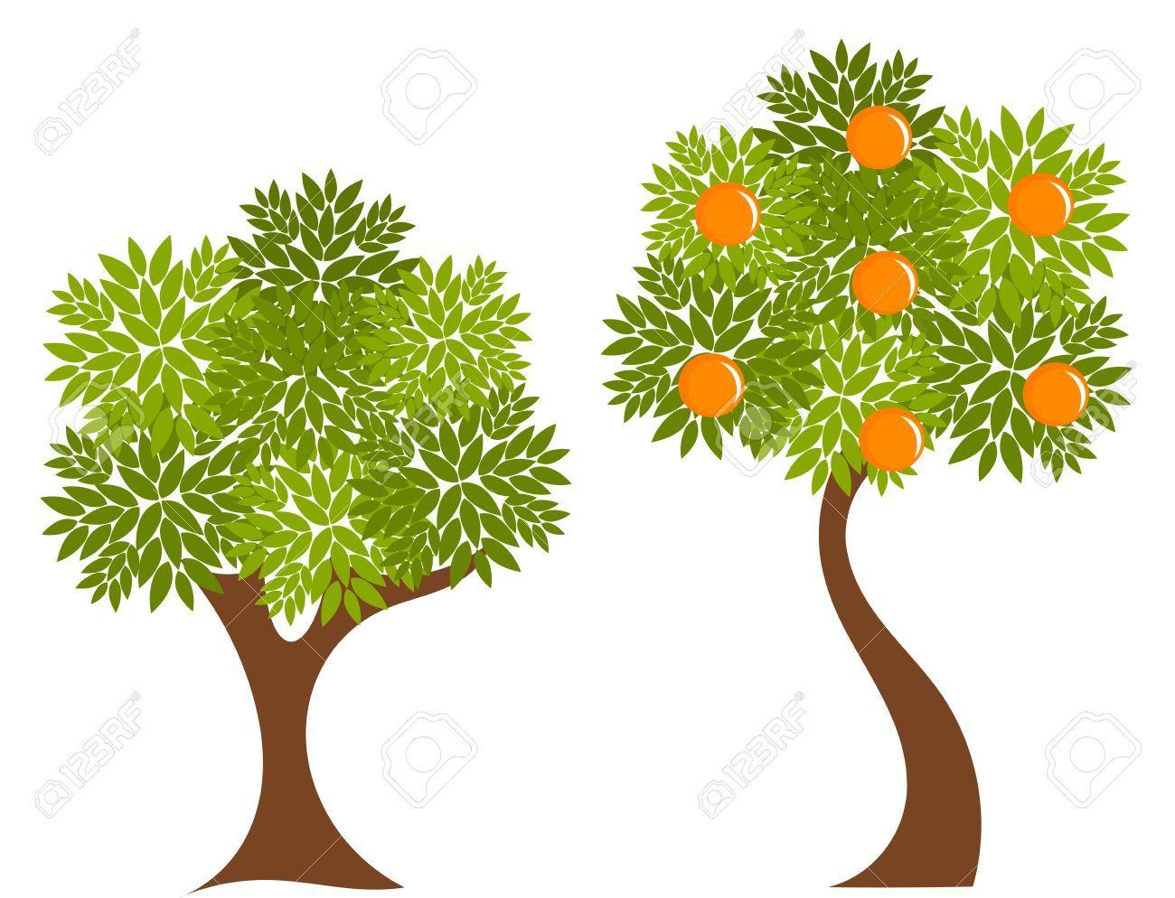 Arboles naranjas animados buscar con google rboles - Naranjas del arbol a la mesa ...