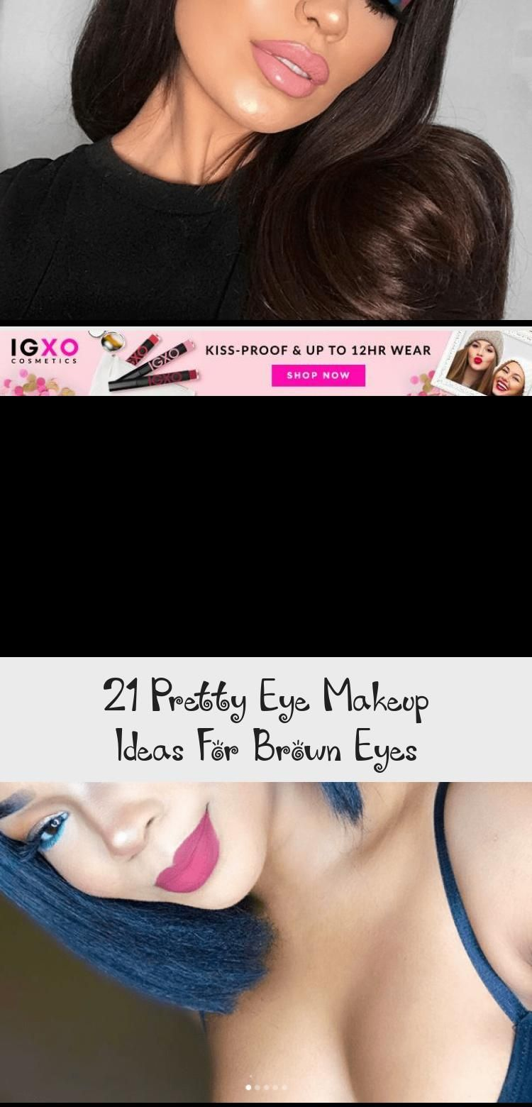 Photo of 21 Pretty Eye Makeup Ideas For Brown Eyes – Beauty İdeas