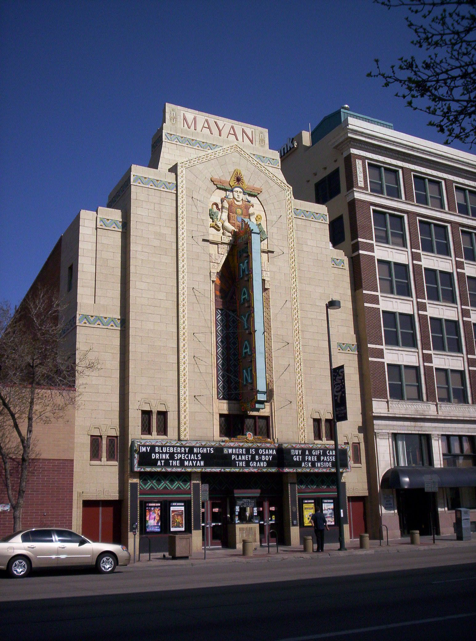 The Picture Show Theater Colorado Springs