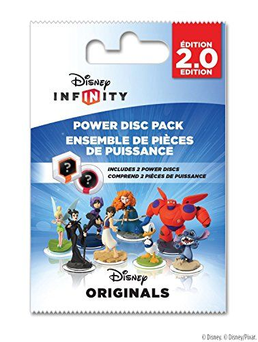 Disney Infinity 20 Edition Power Disc Pack *** See this great