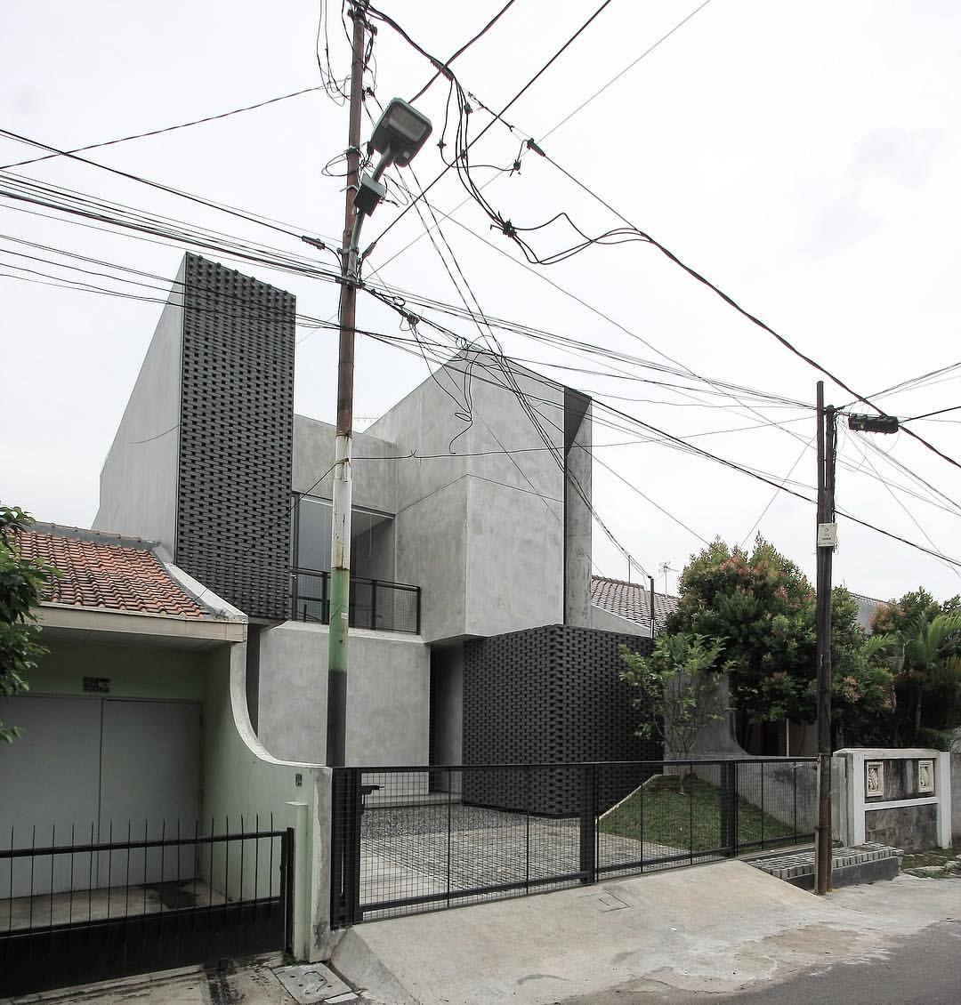 A beautiful mess, overhead power lines, like bangkok, jakarta or ...