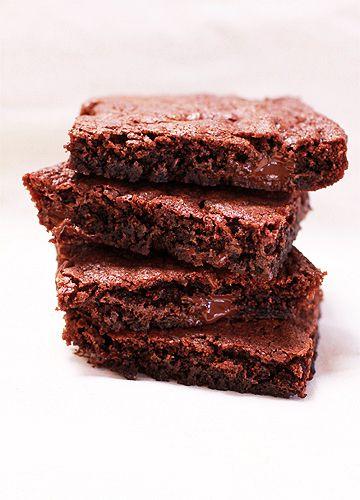 Chocolate Chunk Gluten- Free Brownies | Mum's Business