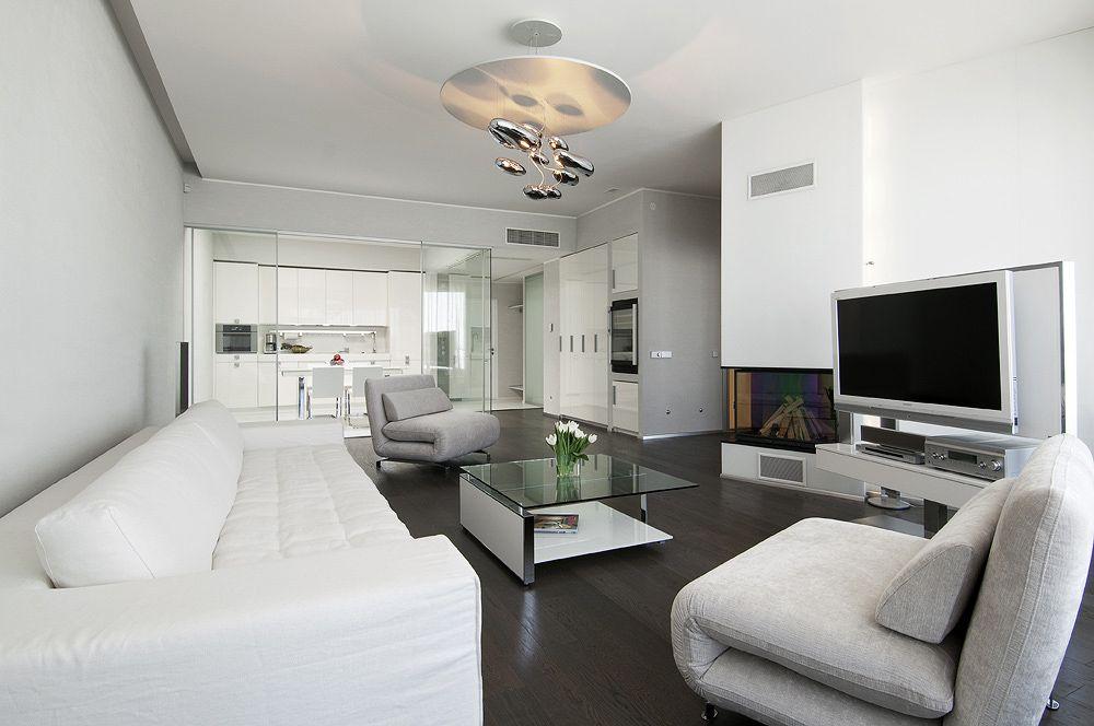 Living With Neutral Soft Furnishings Modern Lighting Dark Wood Prepossessing Wood Design Living Room Design Inspiration