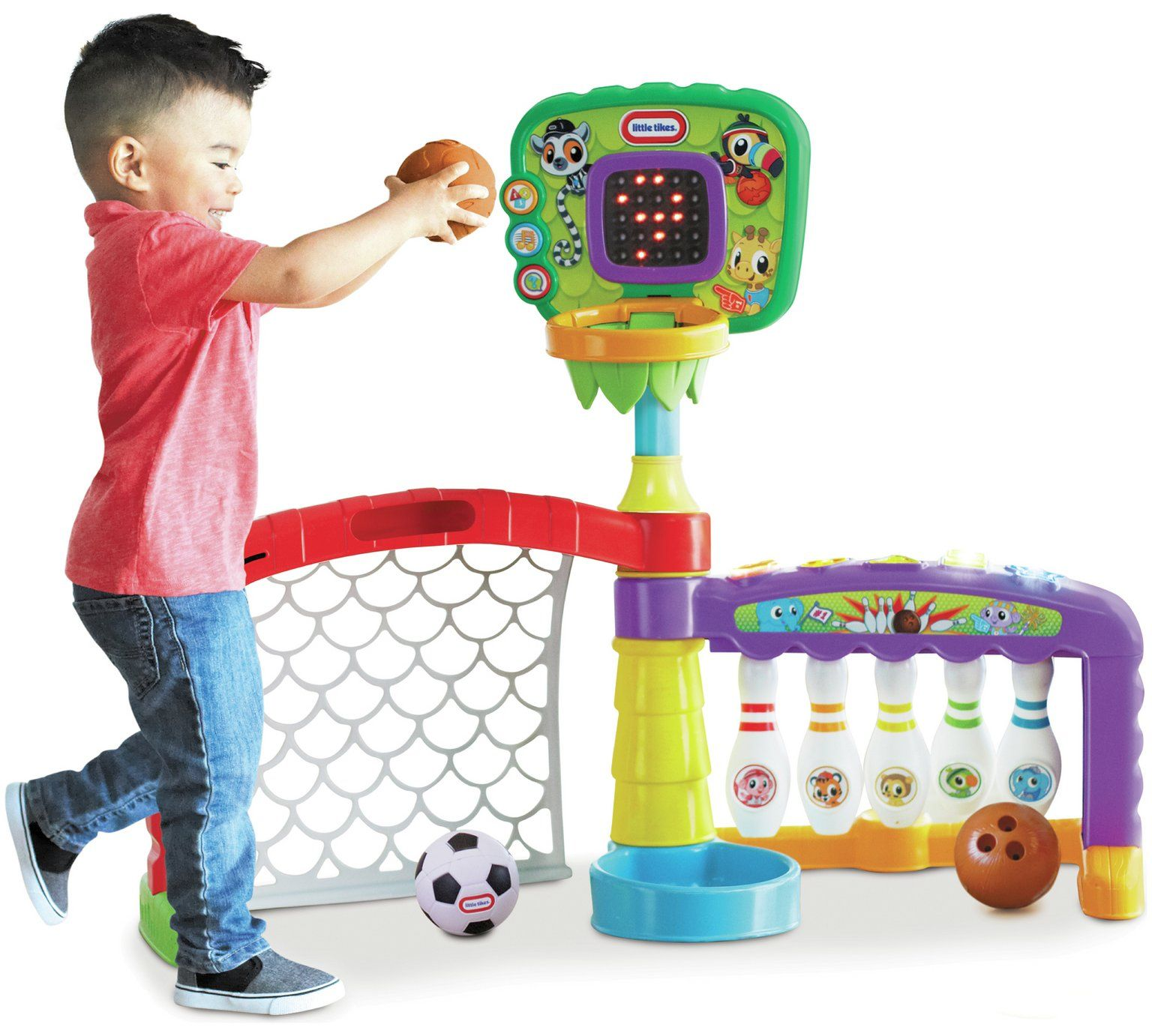 Buy Little Tikes 3-in-1 Sports Activity Centre at Argos.co.uk, visit ...