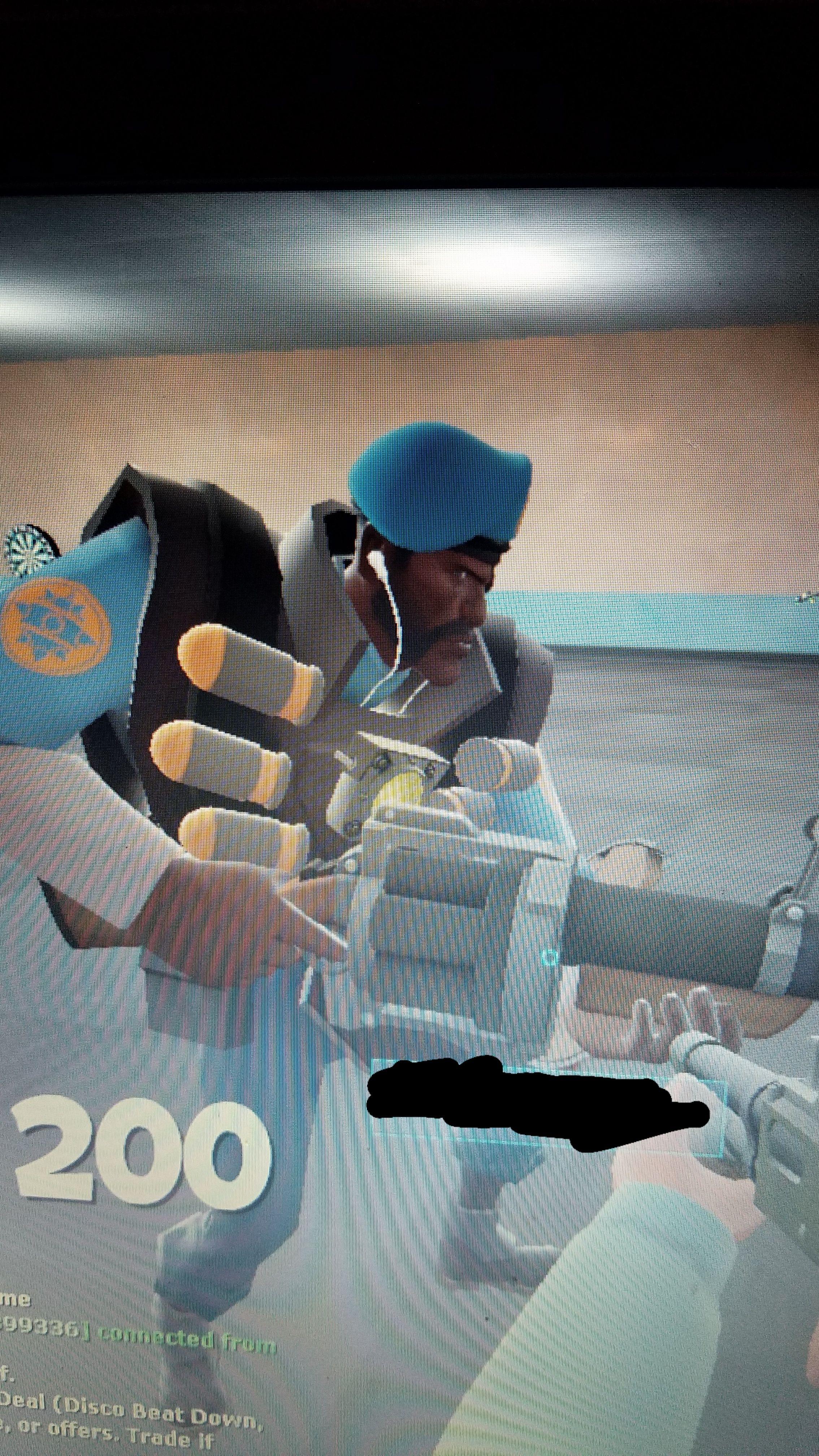 This Guy Has Stock Grenade Launcher Achievement Chargin Targe