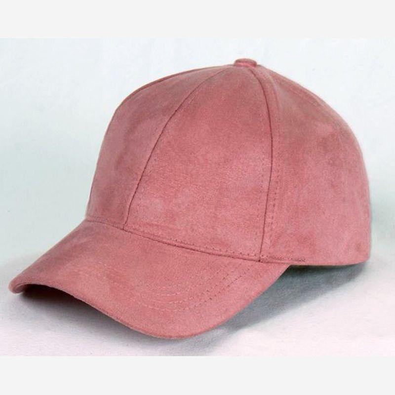 2016 Gorras Snapback Suede Baseball Cap Mens Casquette Bone cap Fashion Polo  Sportcap WinterAutum Hip Hop Flat Hat For Women-in Baseball Caps from Men s  ... 20873f8cfe6