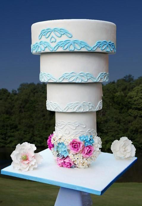 Building Better Cakes: Creative Cake Separators | Craftsy
